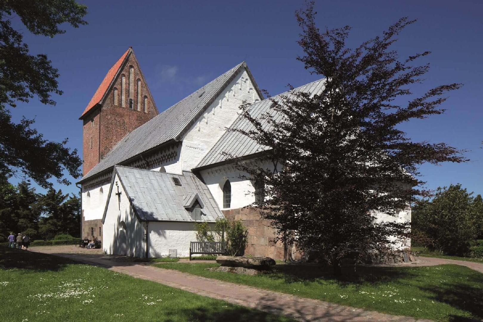 Katholische Kirche Sylt