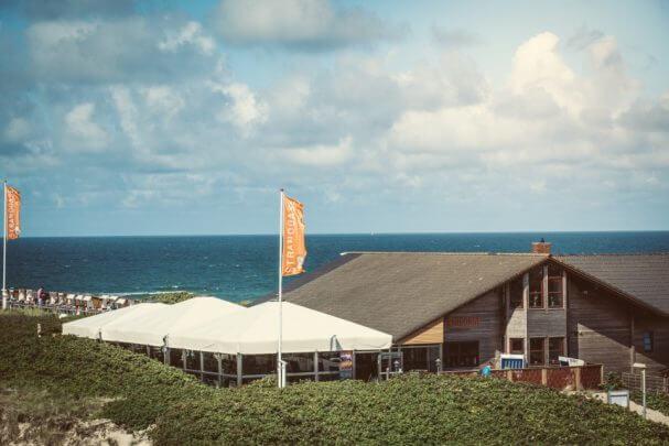 Strandoase Außenansicht